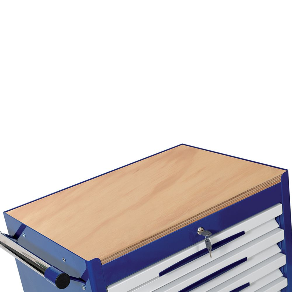 Wooden worktop for tool trolley FG 104