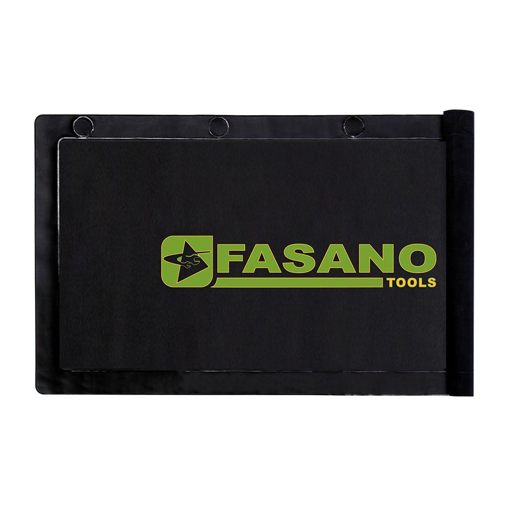Magnetic cover folder