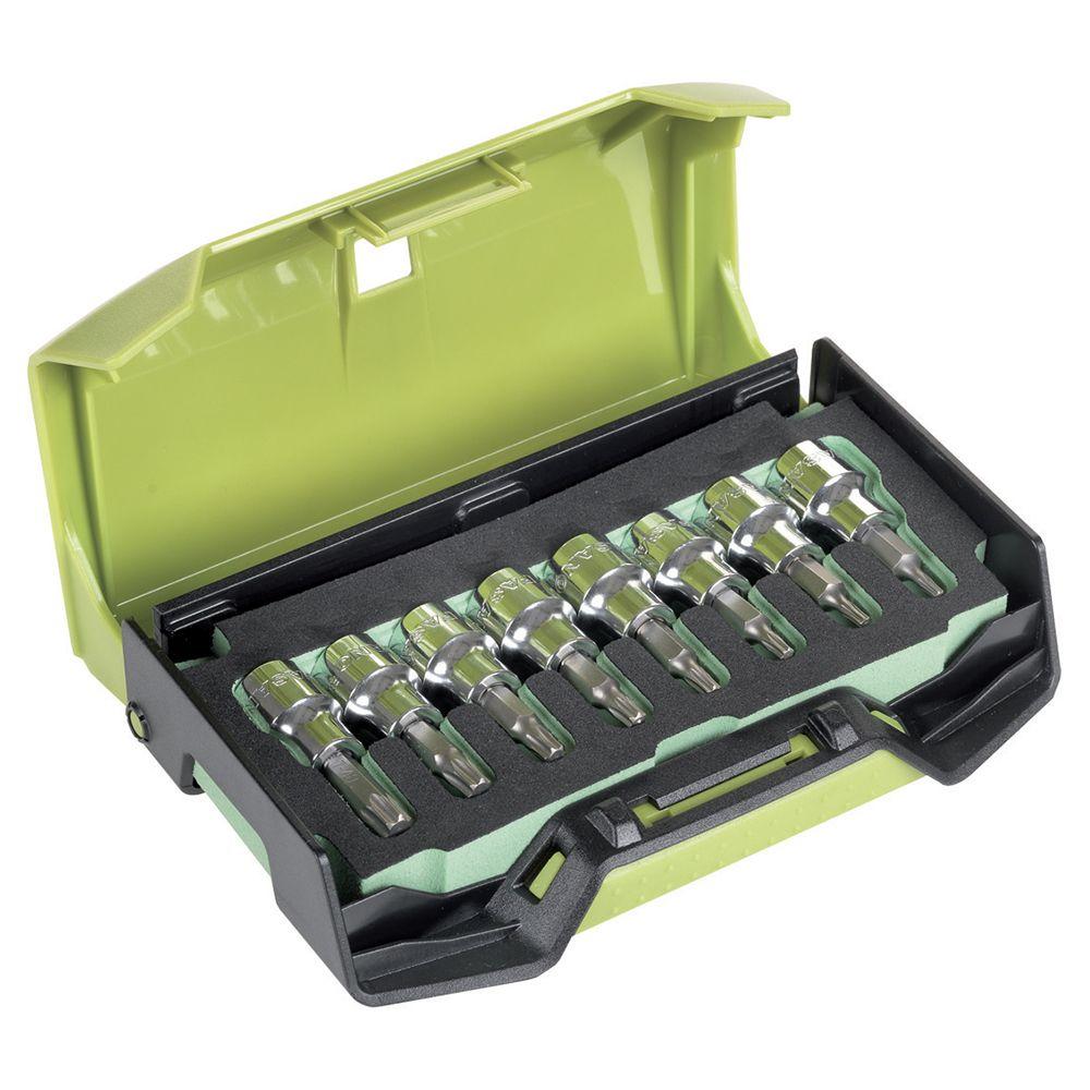 3/8'' Torx socket bits set
