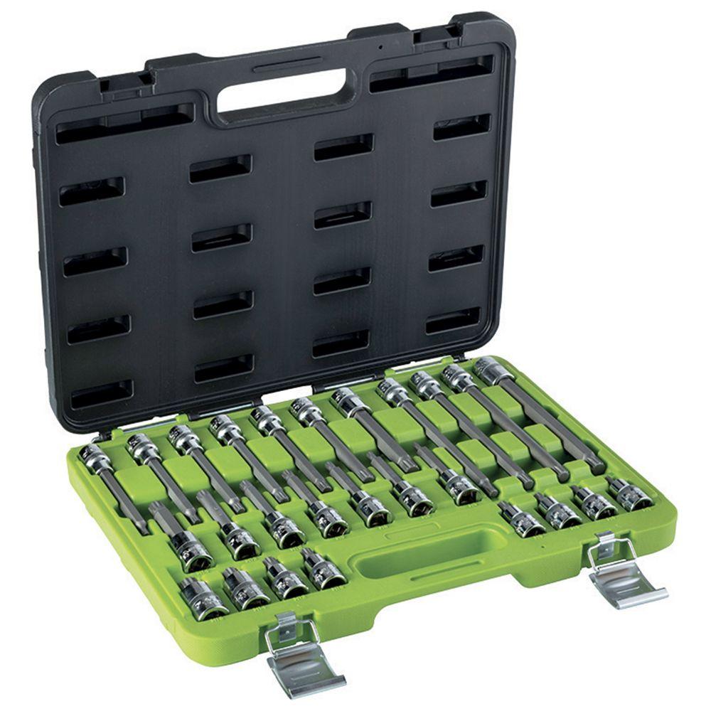 1/2''dr. XZN socket bits set