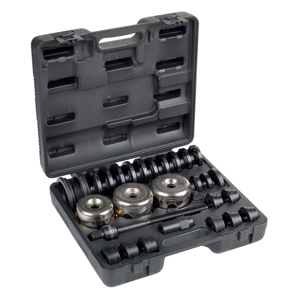 Special tools for installing and removing wheel bearings