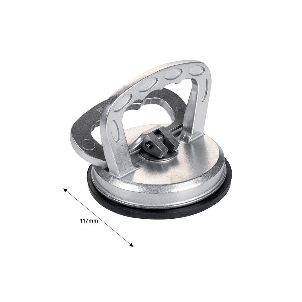 Suction cup (load: 25 kg)