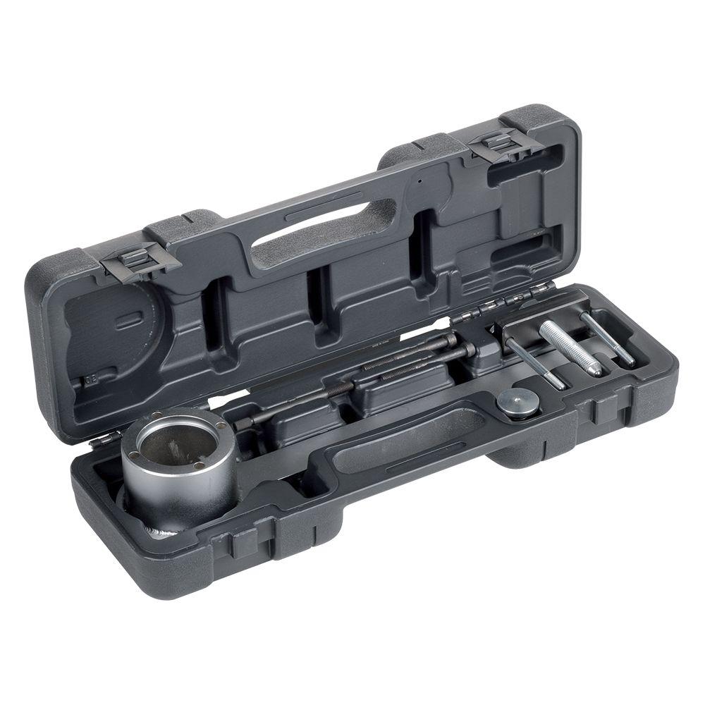 Crankshaft pulley removal/instalSideon set for JAGUAR & LAND ROVER V8