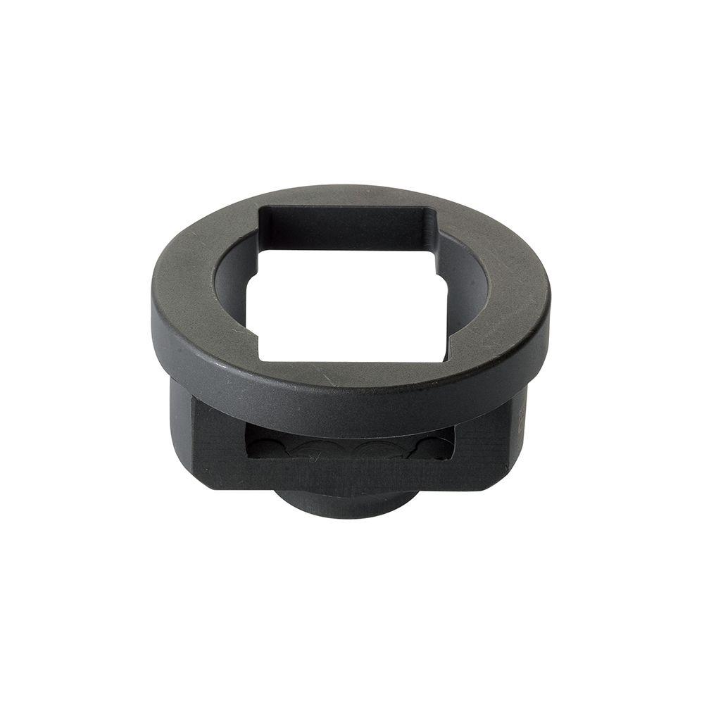 Impact socket for BPW locking hub nuts