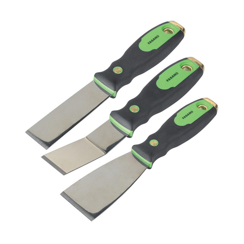 Set of 3pcs putty knife scrapers