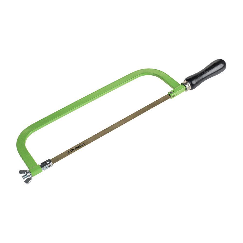Simple hacksaw with HSS Bi-Metal blade