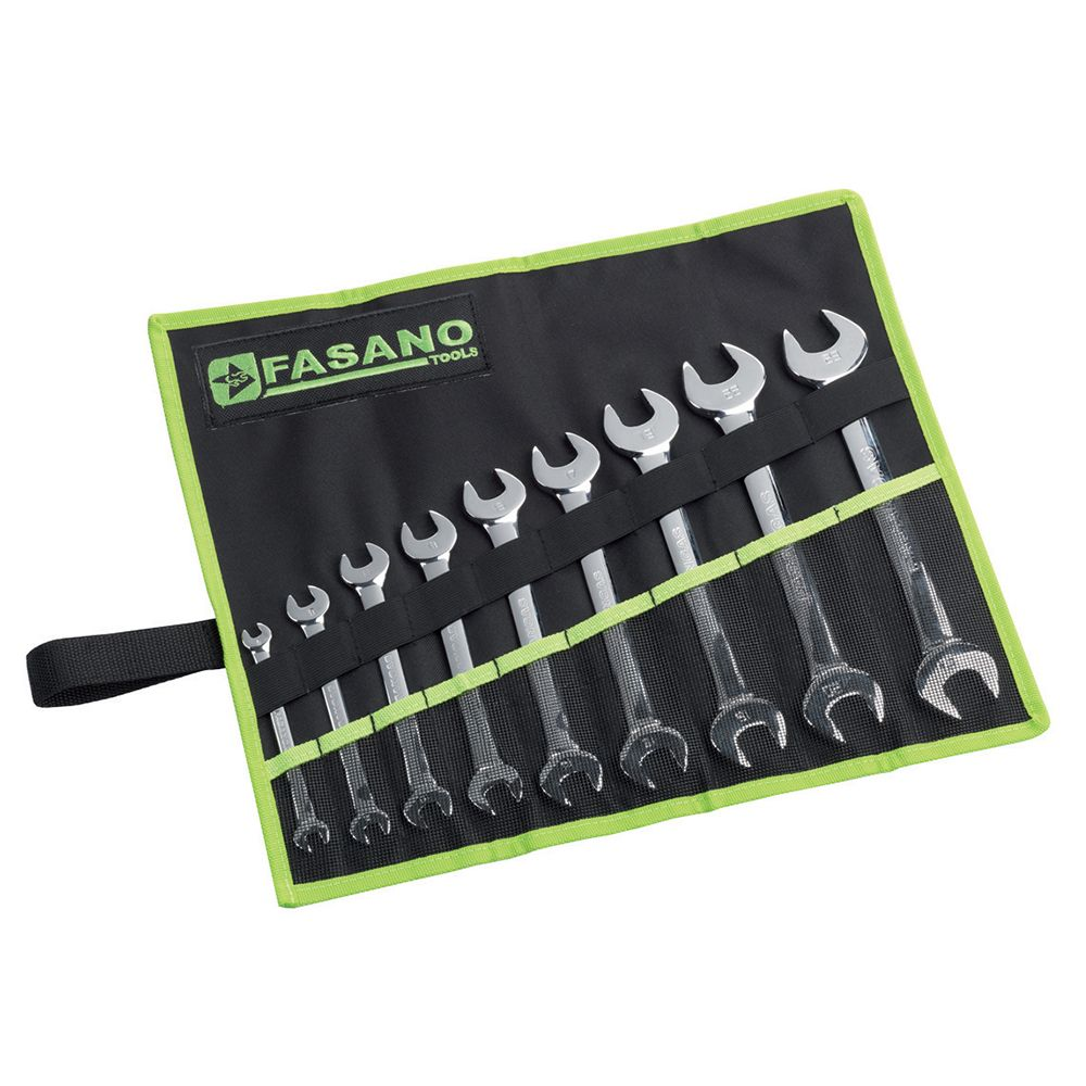 Double open end wrenches - mm series