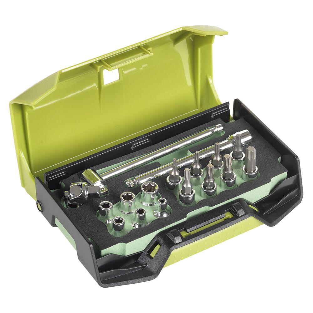 1/4''dr. Torx sockets set