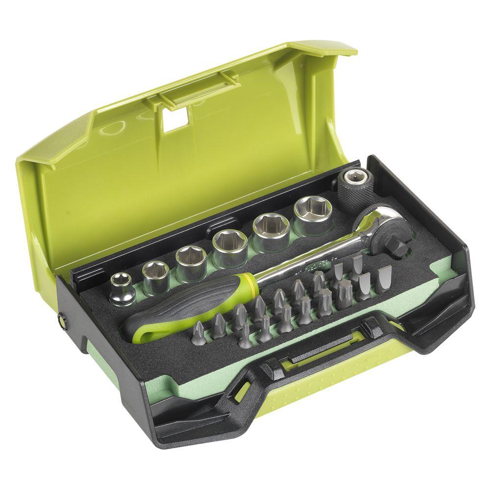 1/4''dr. Hex sockets set