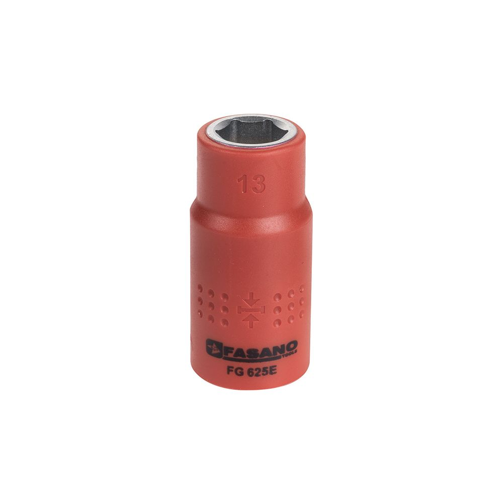 1/2''dr. Insulated sockets - 1.000V