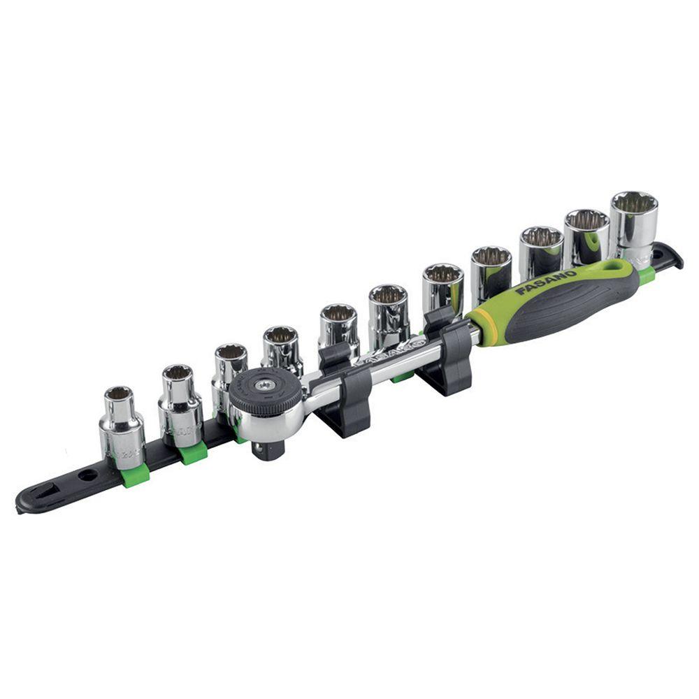 1/2''dr. 12PT sockets set