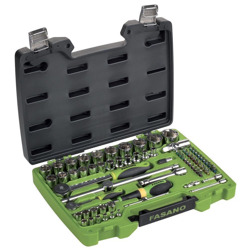 1/2''dr. Hex sockets set