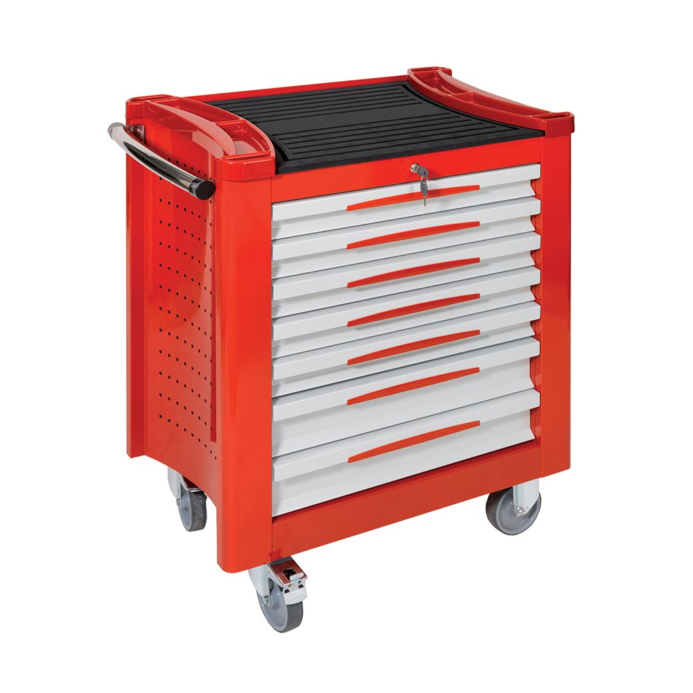 Tool trolley FG 150 with 7 drawers