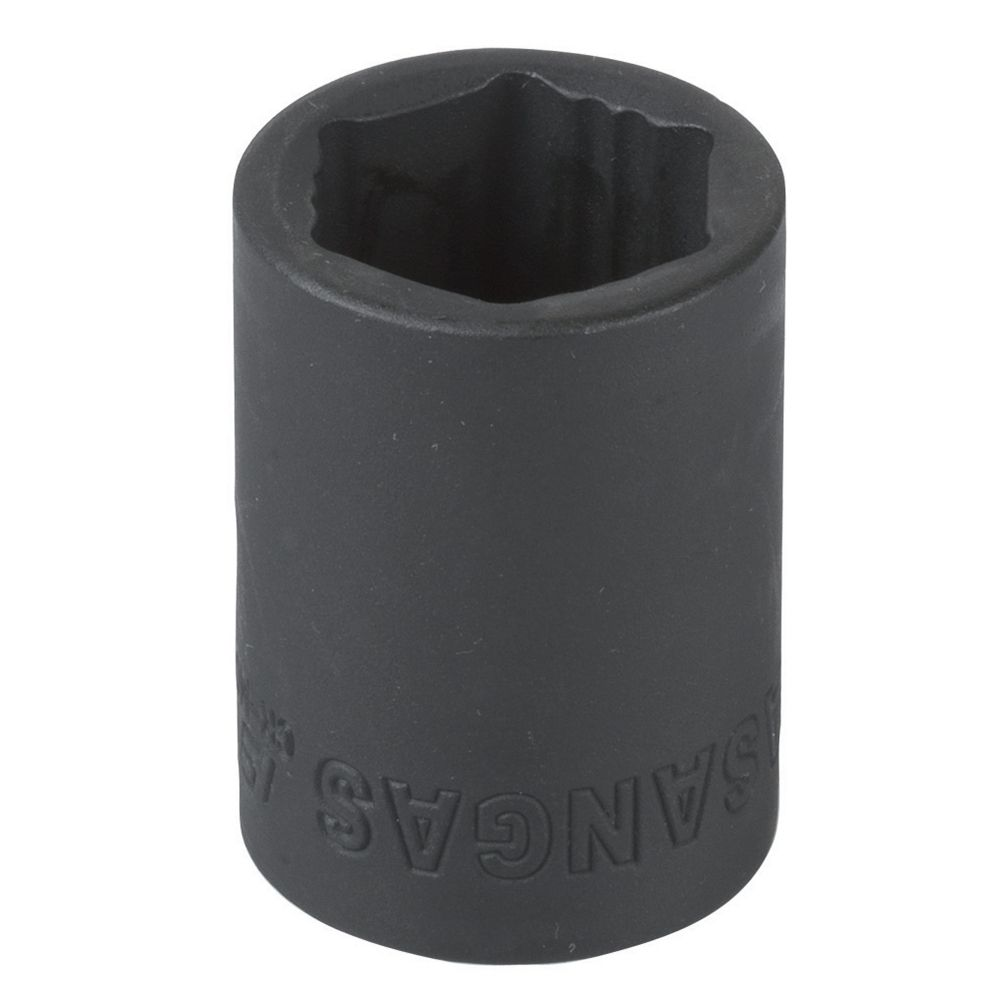 3/8''dr. Hex impact sockets