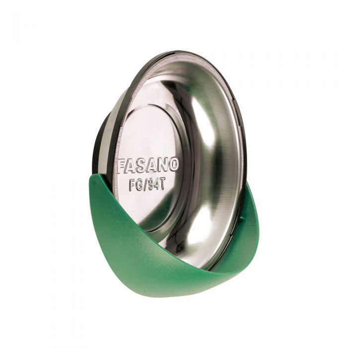 Magnetic holer