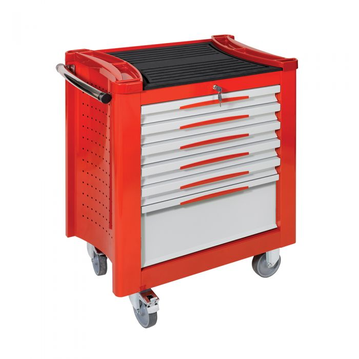 Tool trolley FG 150 with 6 drawers