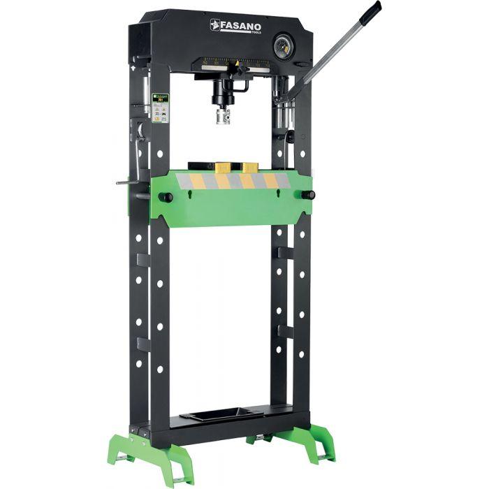 Manual shop press