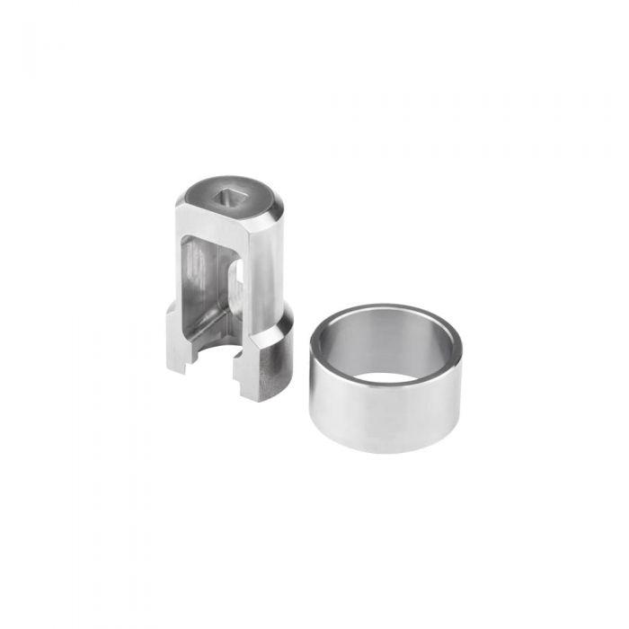 Special socket for LPG valves - VAG group