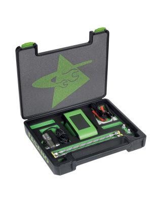 Digital fuel pressure tester