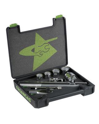 3/4''dr. Hex sockets set