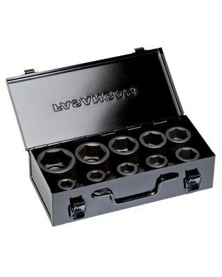 3/4''dr. Hex impact sockets set