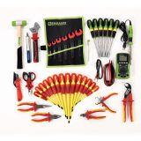 Assortment of 56 tools