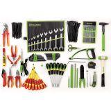 Assortment of 76 tools