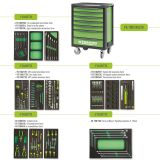 Tool Box FG 100 with 7 drawers and 230pcs assortment of professional tools